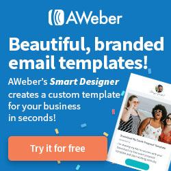 AWeber Email Marketing Software